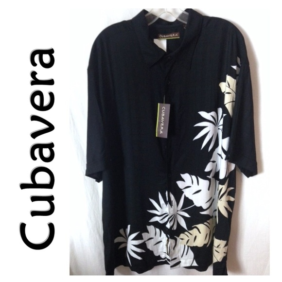 99c4ffbf0 Cubavera Shirts | Casual Tropical Hawaiian Shirt Nwt Xxl | Poshmark